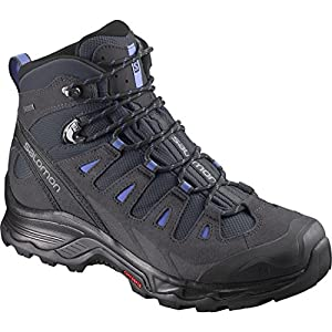 51fAcP%2BZASL. SS300  - SALOMON Women's Quest Prime GTX High Rise Hiking Boots