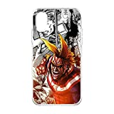 SA My Hero Academia All Might Toshinori Yagi Manga Version Coque en Silicone Gel...