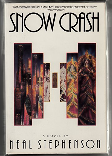 Book cover for Snow Crash