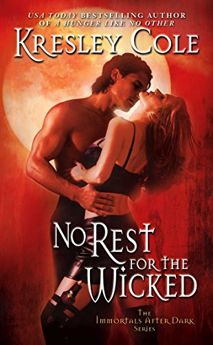 Book cover for No Rest for the Wicked