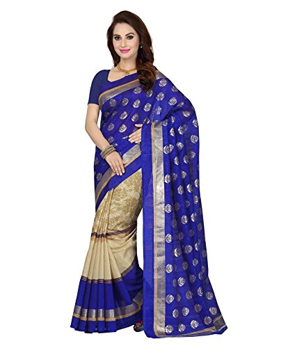 Ishin Silk Saree (Ishinsp-703_Blue)