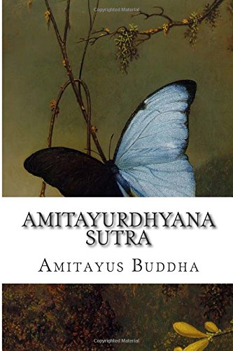 Amitayurdhyana Sutra: The Buddha-Mindfulness Sutra of Amitayus, With Complementary Sutra of Transcendental Wisdom