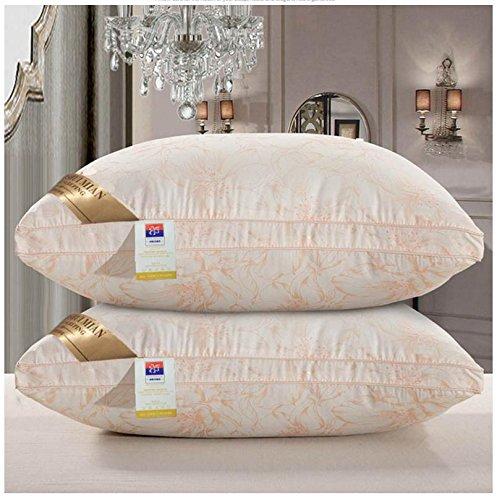 lavabile-in-cotone-ricamo-cuscino-aiuto-sonno-lento-rimbalzo-gold