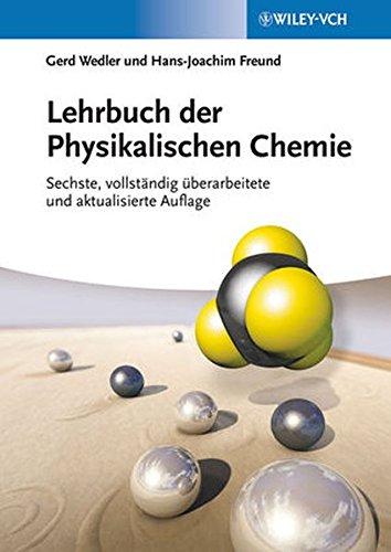 Lehrbuch der Physikalischen Chemie