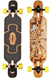 Loaded Tan Tien Flex 1 Complete Longboard With Paris Trucks, Orangatang Stimulus Wheels by Loaded