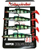 Sidewinder Sandeels Mackerel Fire Fishing Lures