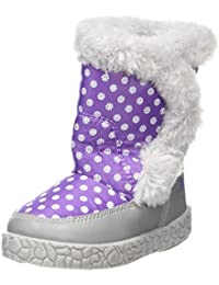 Trespass Tigan-Female Snow Boot, Botas de Nieve para Niñas