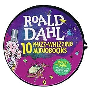 Roald Dahl Audiobooks 2016 (10 Phizz-Whizzing Audiobooks)