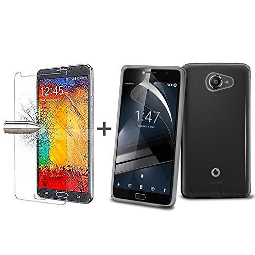tbocr-pack-funda-de-gel-tpu-negra-protector-pantalla-vidrio-templado-para-vodafone-smart-ultra-7-fun