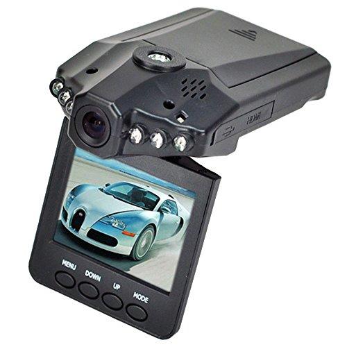 tempo di saldi Dvr Auto HD Telecamera Scatola Nera 2.5' LCD Visione Notturna CCTV Registrato