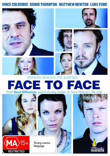 Face to Face (2011) [Australien Import]