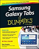 Electronics Dummies Best Deals - Samsung Galaxy Tabs For Dummies (For Dummies (Computers))
