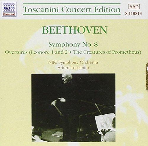 Sinfonia N.8, Leonora Nn.1 E 2, Le
