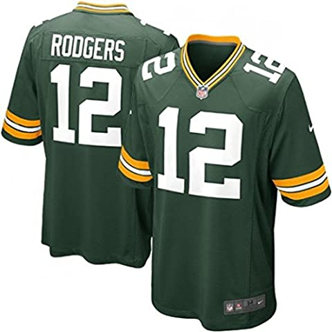 Nike Green Bay Packers Nfl Game Team Jrsy - top