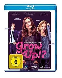 Grow UP!? - Erwachsen werd' ich später [Blu-ray]