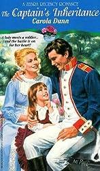 The Captain's Inheritance (A Zebra Regency Romance) by Carola Dunn (1994-08-01)