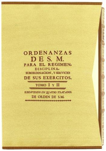 Ordenanzas militares de Carlos III (Monografía)