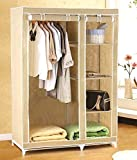 Furniture Best Deals - Pindia Multilayer Cream Storage Organizer Cabinate