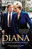 Front cover for the book Diana: Closely Guarded Secret by Ken Wharfe