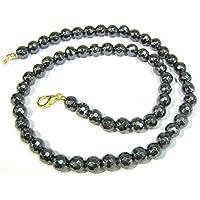 Hervorragende Hämatit 45,7cm facettiert rund Perlen Edelstein Halskette Crystal Healing Frauen Geschenk Energie... preisvergleich bei billige-tabletten.eu