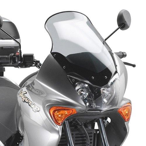 Cúpula Moto Honda Varadero 125 01-06 Givi Spoiler teñida