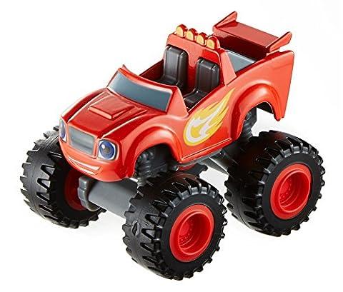 Fisher-Price Nickelodeon Blaze And The Monster Machines Die-Cast - Blaze Vehicle (Cgf21)