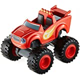 Blaze y los Monster Machines - Vehículo Blaze, color rojo (Mattel CGF21)