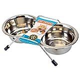 DRULINE 200ml Tiernapf Tiernäpfe Hundenapf Katzennapf Wassernapf Napf Futter Schale (1 Stück)