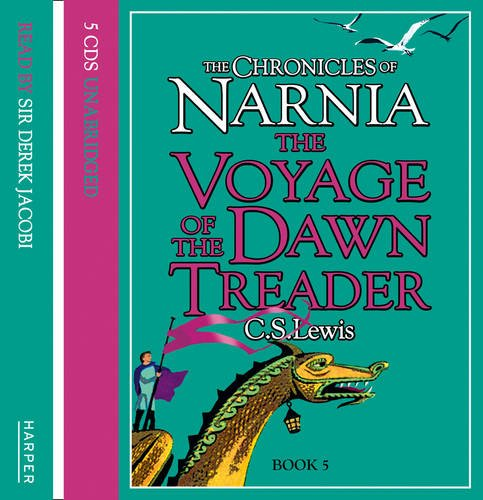 Book cover for The Voyage of the Dawn Treader
