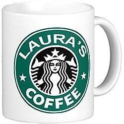 Charlie bit me - Taza personalizada inspirada en Starbucks