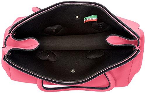 save my bag Miss, Borsa a Mano Donna, 34x29x18 cm (W x H x L) Rosa (Blogger)
