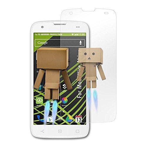 atFolix Bildschirmfolie kompatibel mit MobiWire Ahiga Spiegelfolie, Spiegeleffekt FX Schutzfolie
