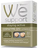 Wassen Co-Enzyme Q10 + Vitamin E 30 Tablets