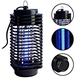 #9: Skyfish Mini Home Mosquito Lamps Fly Killer No Radiation Eletronic Mosquito Catching Machine with Night lamp (Multi Colour)