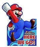 Super Mario Bros - Set 6 Biglietti Inviti Con Busta