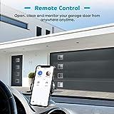 Abridor-de-Puertas-de-Garaje-Inteligente-Wi-Fi-Controlador-Compatible-con-Google-Asistente-e-IFTTT-MSG100EU-meross