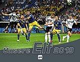 Unsere Elf 2019 - Fußballkalender, Sportkalender - 39 x 30cm