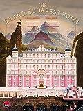 Grand Budapest Hotel - Affiche de Film Originale - 40x53 cm - Roulée