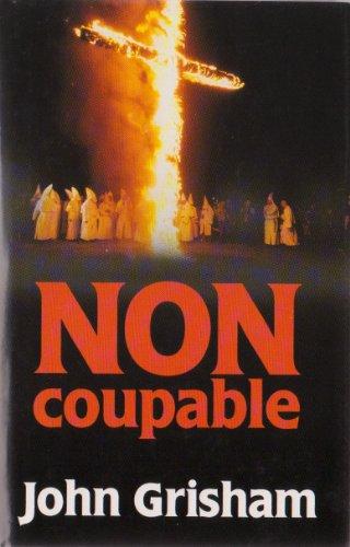 Non coupable par Grisham - John Grisham
