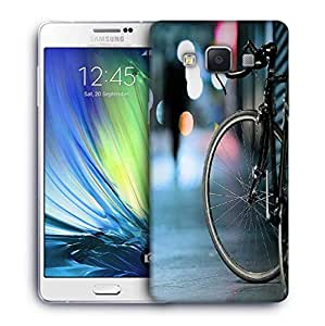 Snoogg Bicycles Digital Art Designer Protective Back Case Cover For Samsung Galaxy ON5