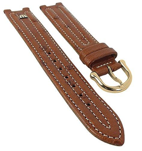 maurice-lacroix-fur-calypso-scala-ersatzband-uhrenarmband-straussenleder-braun-matt-30036-stegbreite