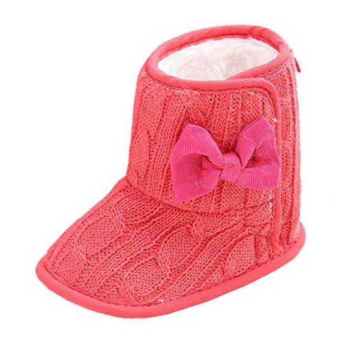 leap frog  Snow Boots,  Baby Mädchen Schneestiefel Rot