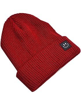 Belsen Uomo sorriso Berretto Cap cappello lavorato a maglia