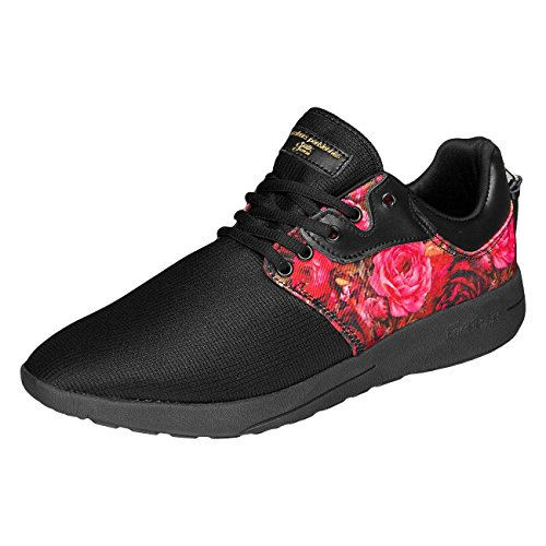 Sixth June Uomo Sneaker Flower II