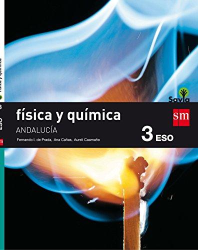 Física y química 3 ESO Savia Andalucía