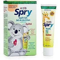 Xlear Inc (Xclear), Spry Niños, Gel Dental, con xilitol, Paquete