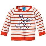 Petit Bateau - Sweat-shirt Marinière - Tramp - Bébé Garçon
