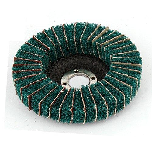 4 cm de diamètre extérieur à Roue de polissage en Nylon Vert