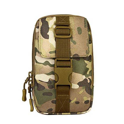 Protector Plus Sporttasche, kleine Unterpaket, 6-Zoll-Taschen Handytasche, Werkzeug Messenger Bag G