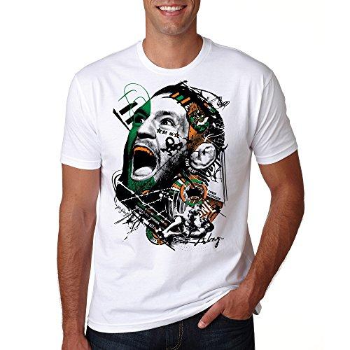 Conor Mcgregor Shirt Dethrone Der Beste Preis Amazon In Savemoney Es